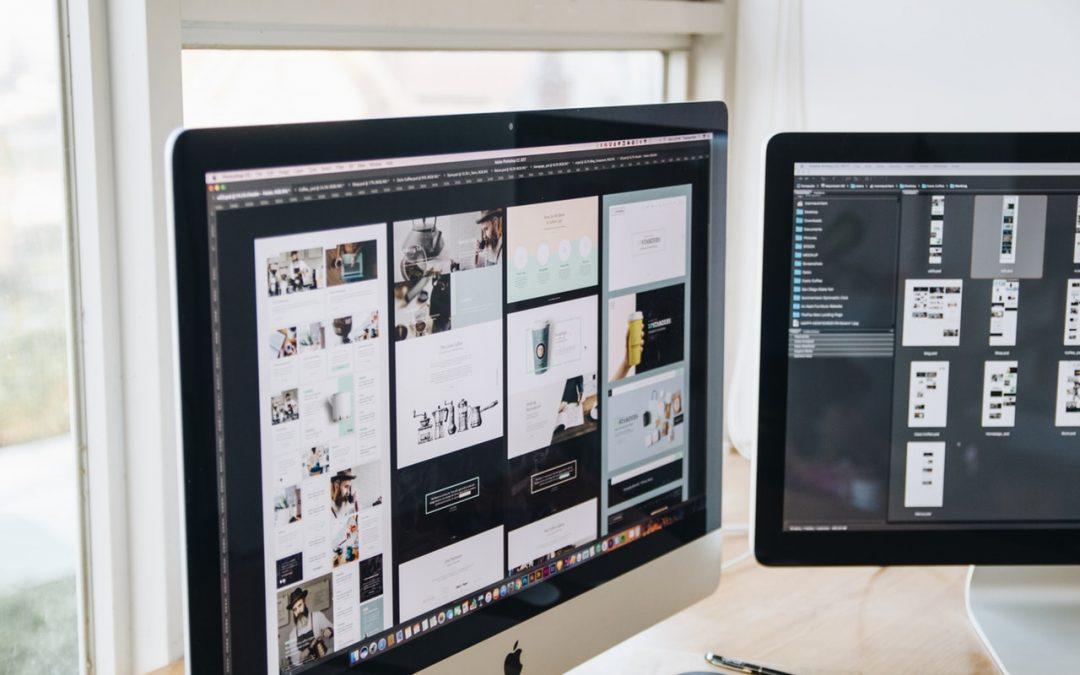 Webdesign ved AsmussenMedia
