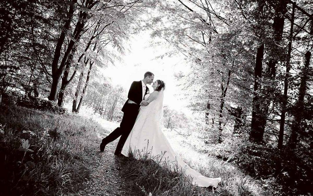 flotte billeder fra bryllup